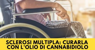 Sclerosi Multipla: Curarla con il Cannabidiolo